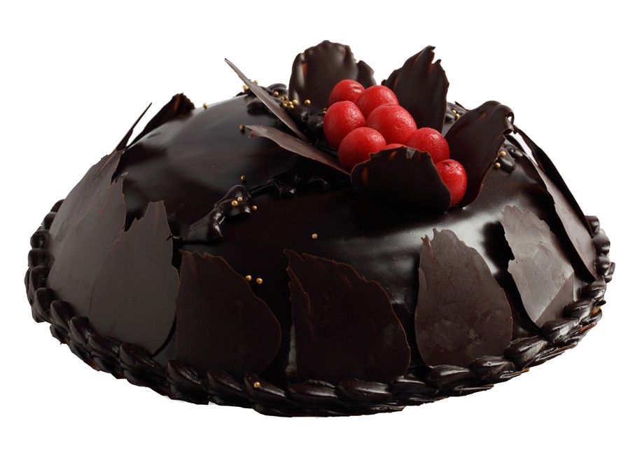 Chocolate Temptation Cake